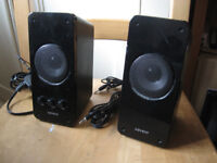 Advent A20BCSB09 PC Speakers (11W RMS).