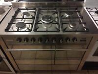 Tecnik Ranged Cooker 100CM No16