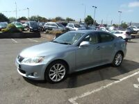 2009 09 LEXUS IS 2.5 250 SE-I 4D AUTO 204 BHP **** GUARANTEED FINANCE **** PART EX WELCOME ****