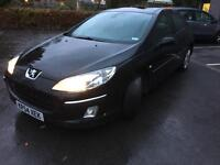Peugeot 407, Petrol, Manual, Long MOT