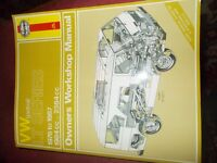 Haynes Manual VW petrol LT SERIES 1976-1987