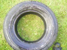 Dunlop 13in tyre