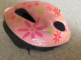 Girls bike helmet size small