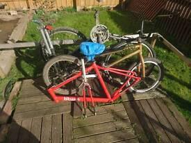 X3 bikes