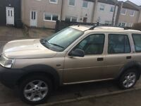Land Rover Freelanded 2002