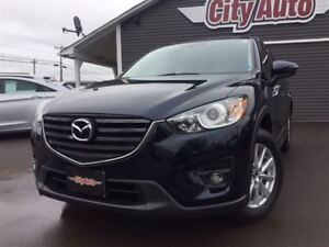 2016 Mazda CX-5 GS Sunroof   Blue-tooth    Heated Leather