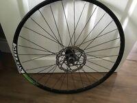 Syncros xc37 wheelset