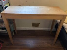 John Lewis Miso Bar Table/Oak