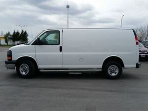 2015 GMC Savana 2500 CARGO VAN-C/W PARTITION-POWER WINDOW, AND L