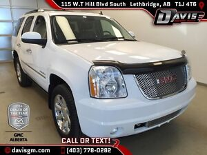 Used 2012 GMC Yukon AWD Denali-TOUCHSCREEN NAVIGATION,SUNROOF