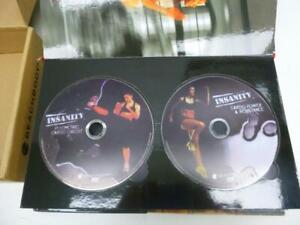 Insanity Complete Set- We Buy and Sell DVDs and Blu-rays- 13859- AL410404