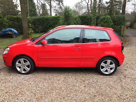 VW Polo 1.9 TDI Sport 3 doors with sunroof and 6 months MOT £2490 ONO