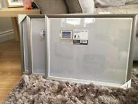 3 x Ikea Silver Photo / Picture Frames