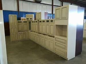 New Kitchen Cabinet Sets at Auction - Ends August 14th