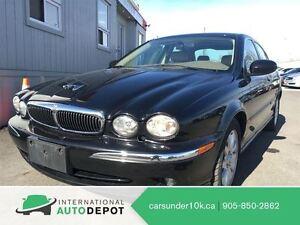 2002 Jaguar X-Type 2.5L ACCIDENT FREE!!! Excellent Condiition