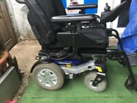 Pride Quantum Lightning Electric Wheelchair ,free local delivery,new batteries