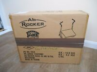 Ab Rocker 'Body By Jake' - Brand new in box - Unwanted Gift