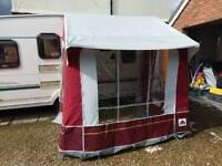 Caravan Porch Awning Dorema Quattro 225