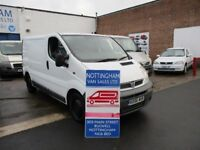 Vauxhall Vivaro 2006 SWB Below Average Miles Only £2695