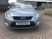 Ford Mondeo 2.0 TDCI Zetec with low mileage , 9 months MOT, service history for sale !!!