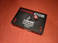 Exploding Kittens, NSFW deck. (Not Safe For Work)