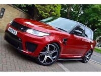 """22"""" OVERFINCH ALLOYS WHEELS TO FIT RANGE ROVER VOGUE SPORT BIOGRAPHY HST HSE KAHN REVERE HAWKE"""