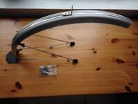 Mudguard for 28 inch back-wheel