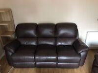 Authentic La-z-boy 3 seater sofa in Excellent condition