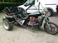 Reliant Trike very unusual