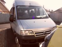 citroen relay 2 bearth camper diesel