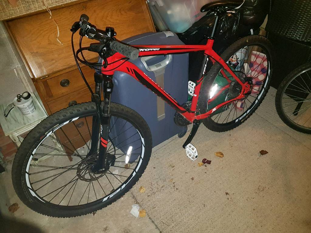 Specialized Rockhopper Mountain Bike 2014 Hardtail Mtb In
