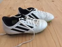 KIDS' ADIDAS FOOTBALL BOOTS SIZE 3.5