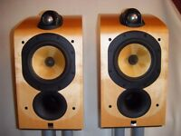 Naim and B&W stereo System - Immaculate Condition