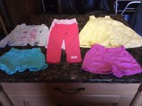 Bundle of girls' clothes for sale - 18-24 months, excellent condition, 6 items for just £3!