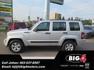 2011 Jeep Liberty Sport, Very Clean, Real 4x4, PRICE DROP!!!