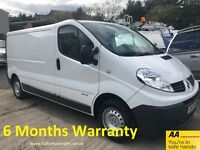 Renault Trafic 2.9T 2.0 LL29DCI 115