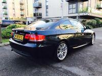 BMW 320D M SPORT COUPE EXCELLENT CONDITION AUTOMATIC