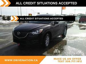 2016 Mazda CX-5 GX FACTORY WARRANTY, AWD SUV, BLUETOOTH, AND...