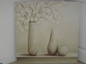Set of Two Canvas Pictures from Robert Jones Store