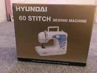 Hyundai 60 stitch sewing machine