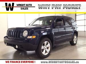 2015 Jeep Patriot NORTH EDITION| 4X4| SUNROOF| BLUETOOTH| 30,868 Cambridge Kitchener Area image 1