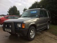 1992 Discovery 200 Tdi for sale. Good condition although requires a little T.L.C.