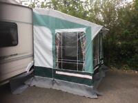 Dorema Porch Awning, good condition including pegs etc and instructions.
