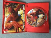SPIDER-MAN DVD FOR SALE.