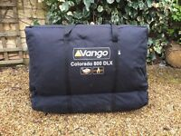 Vango Colorado 800 DLX 8 person tent. Only used a few times