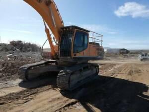 Hyundai R380LC-9 Excavator Archerfield Brisbane South West Preview