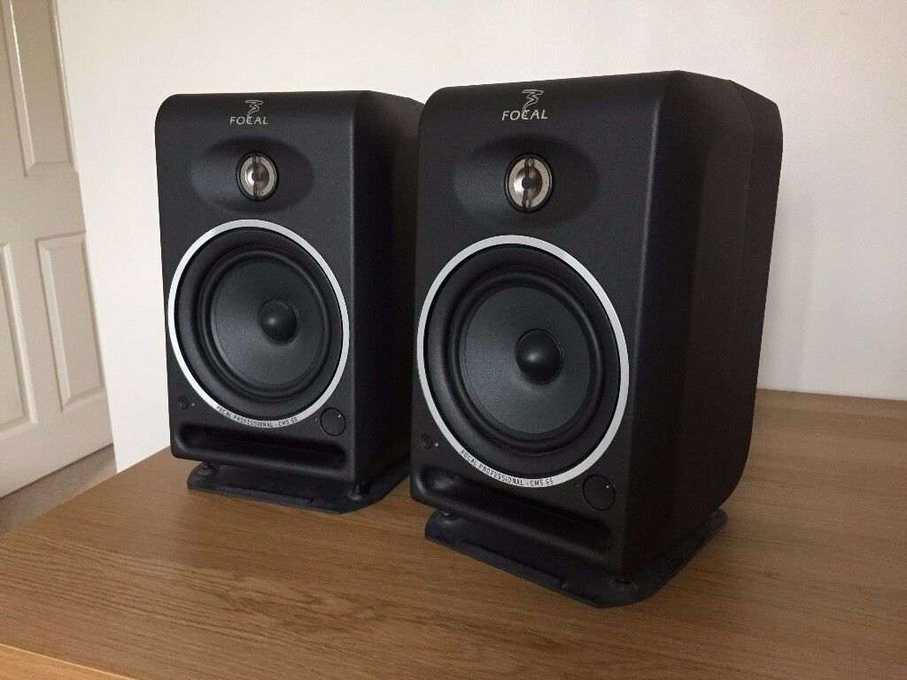 Focal CMS 65 Like New - Boxed