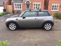 2009 Mini Cooper Graphite in excellent condition