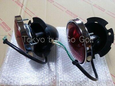 Toyota Land Cruiser Rear Combination Lamp Right Left set Genuine OEM Parts FJ40