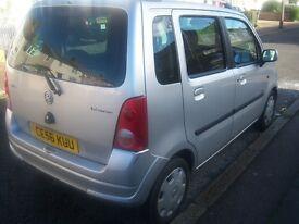Vauxhall agila car for sale